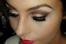 Night time makeup / by Laura Guinan