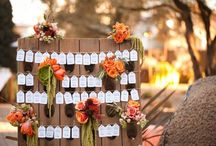 Table Numbers & Escort Cards / How will your wedding guests know where to sit unless you should them the way? Take a look at all our fabulous ideas and get planning! / by OneWed
