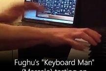 Marcelo Malmierca (Keyboards) / by Fughu Progressive Metal Band