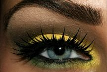 make-up ideas / by Amanda McDonald