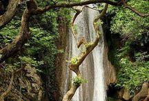 waterfalls / by Danielle Huneycutt