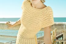 Crochet Tops / by Aura Lipinski