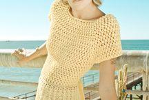 Crochet Tops / by Aura Lipinski