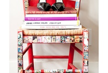 FUNiture ~ Sit on It!!! / #furniture, #chairs, #sofas, #benches, #seats, #diy, #sit on it, #settee, #settee / by Karen Chapman