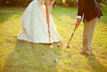 Croquet / by Alison Daughters