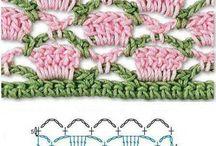 Crochet Stitches / by Smalltown Dreamz (Stephanie)
