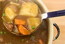 Crockpot Recipes / by Briana Hood