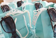 Tiffany's Inspired Party / by Sweetly Chic Events & Design