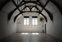 Galleries I like / by Chantal Powell