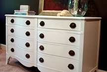 DIY: painted furniture / by Christina {The Frugal Homemaker}