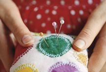 Pincushions / Ideas. Sew cuteness. / by Sara Soares