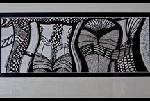 Drawings / Ink and Pencil Original Drawings / by Peter Bastaja