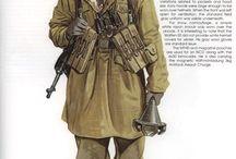 German WW2 uniforms and equipment / by Georgios Tzourmanas