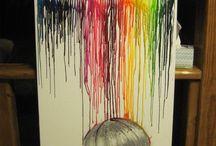 Art is my favorite / by Meredith Gersten