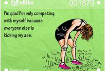 CrossFit humor / by Aimee Hafer