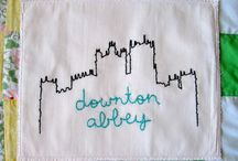 Downton Abby / by Linda Sherrin