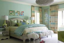 Girls' Rooms  / by Tiffany Gwynn