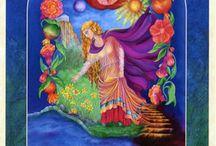Sacred Tarot / by Inner Sight | Isha Lerner Enterprises