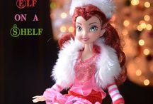 Mischievous Elf / by Victoria Feemster
