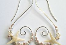 Earrings I'd like to make for myself / by Annette-m Farquhar