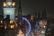 Scotland My Home  / Scotland  / by Stewart Thomson