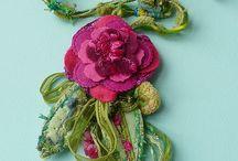 fabric craft / Cathryn Imlach tarafından
