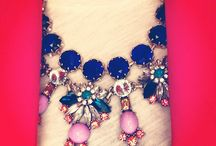 Necklaces and earrings / by Marta_PelaezG