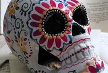 Sugar Skulls / by Paige Bryars