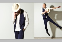 Men's Fashion / by Cassidy Burton