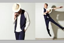 Men's Fashion / by Cassidy Burton