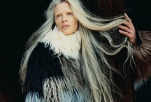 Grey Hair / Gray hair, grey hair or silver / by Freemotion by the River