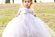 Flower Girl Dresses / by Tailored