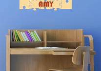 Personalized Name Wall Decals / A well placed Name Wall Decals could help enhance the design and total interior feeling of most spaces and workplaces. Ever require that last touch to finish the decoration theme in your child's area. / by Vinyl Wall Decals