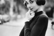Audrey Hepburn  / by Shannan Colangelo