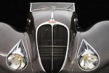 I ❤vintage cars! / Vintage, classic and modern classic-style cars / by Alex Loff