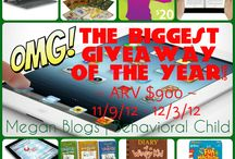 Biggest giveaway of the year! / by Kris Gruno