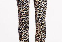 Leopard print possibilities  / by Jade Chatman