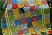 Quilts and quilting / by Jennie Thorner