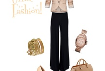 Office Fashion / by Asia Leigh