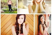 Senior picture poses / by Dare White
