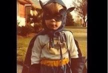 Always Be Batman / by Marvin Butler