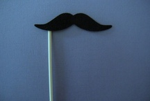 Mustaches / by Diana Betz