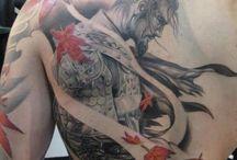 Tats ideas / Tattoo ideas / by Santiago Duran