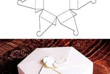gift wrapping ideas / by Heather Ohl