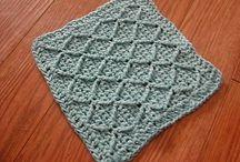 Crocheted washcloths / by Joleen Tomberg