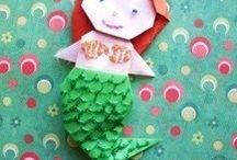 Mermaids / by Nikki Rosenzweig Hinkle