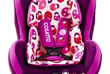 Cosatto Car Seats / Let your little'un travel in style and comfort from Birth to 12 years we've got Car seats for every age. / by Cosatto