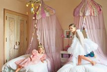 Kids' rooms / by Lindsey Whitman