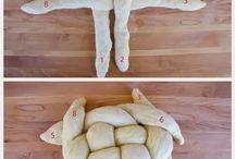 Bread / by Pamela