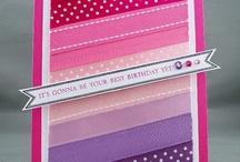 Cards / #Cardmaking #stamping #papercrafts / by Kristy Dalman